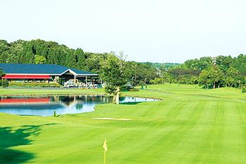 ムーンレイク ゴルフクラブ 茂原コース 写真
