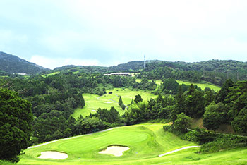 皐月ゴルフ倶楽部 竜王コース 写真